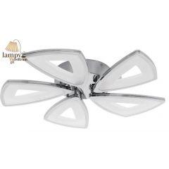 Lampa plafon 5 płomienny LED AMONDE Eglo 95221
