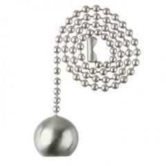 Ozdobny łańcuszek kula szczotkowany nikiel 77217 WESTINGHOUSE