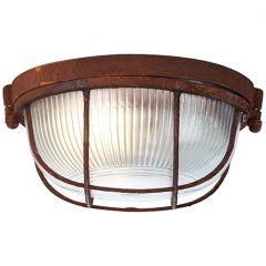 Lauren kinkiet lampa ścienna rdzawa  Brilliant 94480/60