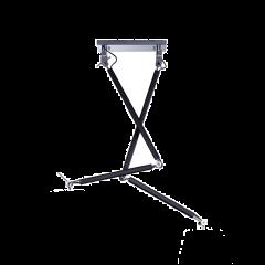 Zyta 2S podstawa lampy wiszącej czarna Azzardo AZ1846