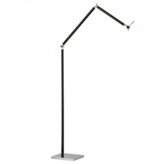 Zyta Floor podstawa lampy podłogowej czarna Azzardo AZ1849