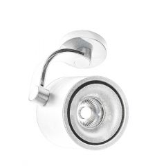 Costa Arm plafon LED biały Azzardo AZ2703