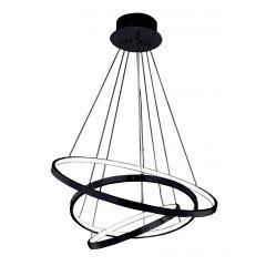 Wheel 3 Dimm lampa wisząca LED czarna Azzardo AZ2920