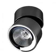 Scorpio oprawa natynkowa LED czarna Azzardo AZ2952