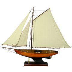 Kuter gaflowy - Ber 1 - Bermuda Sloop, wys. 59cm