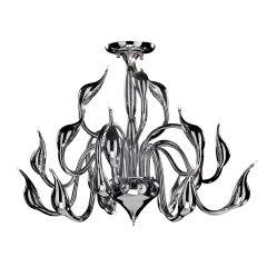 Swan 18 lampa wisząca chrom Italux MX8098-18A/CH