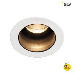 HORN MEDI lampa do wbudowania LED 3000K 15° biały, czarny IP20 Spotline 1001926 WYPRZEDAŻ