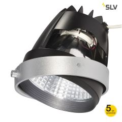 COB LED moduł do Aixlight Pro 70° 26W 4200K srebrnoszary Spotline 115237