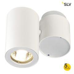 Lampa plafon ENOLA_B SPOT 1  biały Spotline 151821 WYPRZEDAŻ