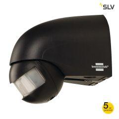 Czujnik ruchu na podczerwień IP44 antracyt Spotline 410865