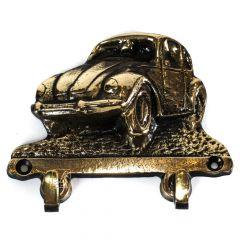 KULTOWY WIESZAK VW GARBUS Mosiądz