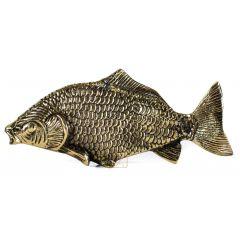 Statuetka ryba KARP Mosiądz nr. 187