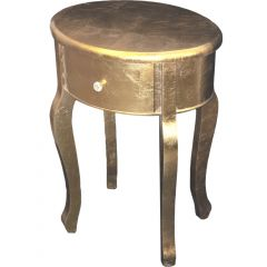 Stolik Złoty 77209
