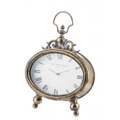 Zegar Metalowy Złoty 138075 Art-Pol