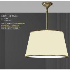 Lampa wisząca 1 płom. Ardo różne abażury S1 45 S1M 45 ICARO