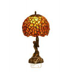 Lampa biurkowa Kulka Bursztyn B12