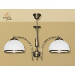 Lampa żyrandol 2 płom. Sevilla R S2N IKARO
