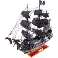 """Ekskluzywny model statku pirackiego """"Czarna Perła"""" - kod BP40 GiftDeco"""