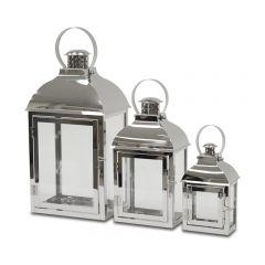 Lampion Metalowy 113699