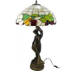 Lampa Witrażowa Ii Cz 89965