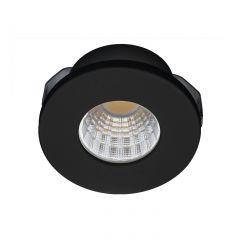 Fill Oprawa wpuszczana LED 5W 4000K czarna Azzardo AZ3382