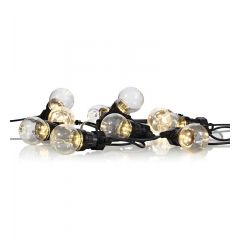 DAKKE CL 10 Lampa łańcuch IP44 LED przezroczysty Markslojd 703181
