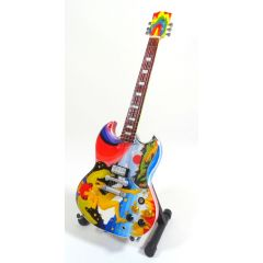 Mini gitara - Eric Clapton - Fool SG MGT-0765