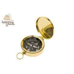 Mosiężny kompas kieszonkowy 4,5cm Gift Shop NI116