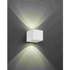 Cordoba kinkiet zewnętrzny LED biały IP44 RL R28222631