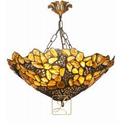 Lampa plafon  z ażurem Bursztyn B3